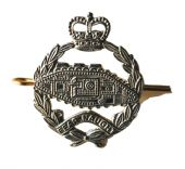 Royal Tank Regiment Cap / Beret Badge
